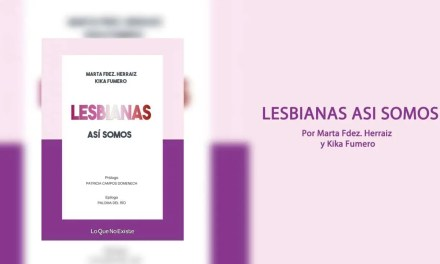Lesbianas así somos por Marta Fernández Herráiz y Kika Fumero – Libros Lésbicos