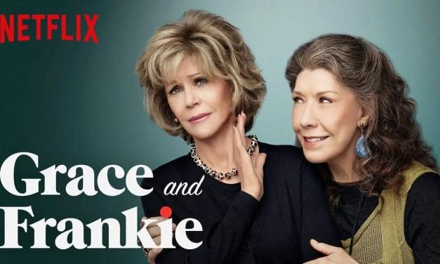 Grace and Frankie: ¡Por fin, Grace sale del armario como bisexual!