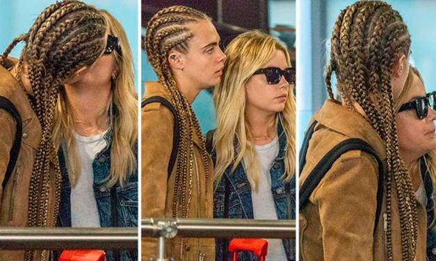 Cara Delevingne y Ashley Benson ¿Confirman su relación?