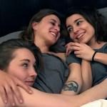 El contacto cero: una nueva serie lésbica a la qué echarle ojo