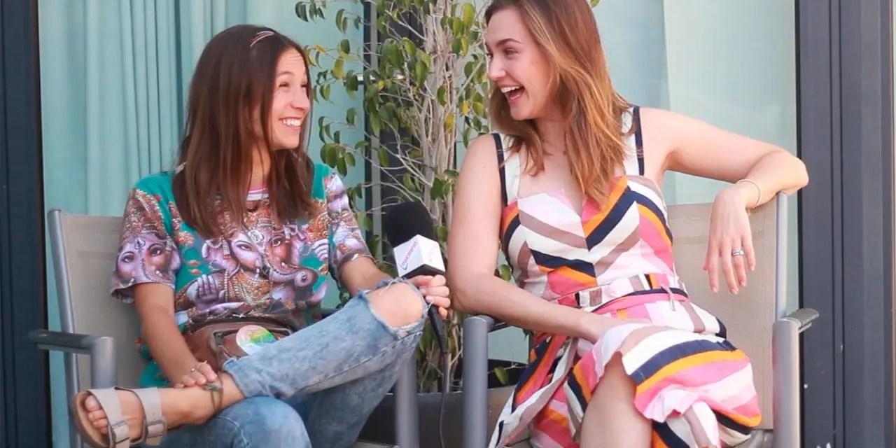 Entrevistamos a WayHaught en el LOVE Fan Fest 2019