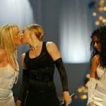 Britney, Madonna, Christina: Se cumplen 16 años del beso lésbico mas épico del siglo XXI