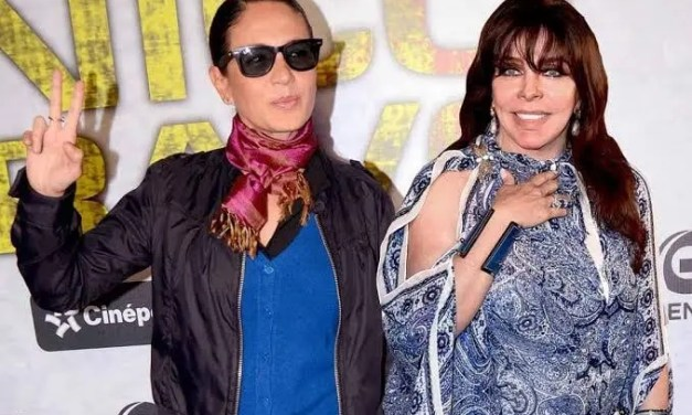 Yolanda Andrade habla sobre su «boda» con Verónica Castro
