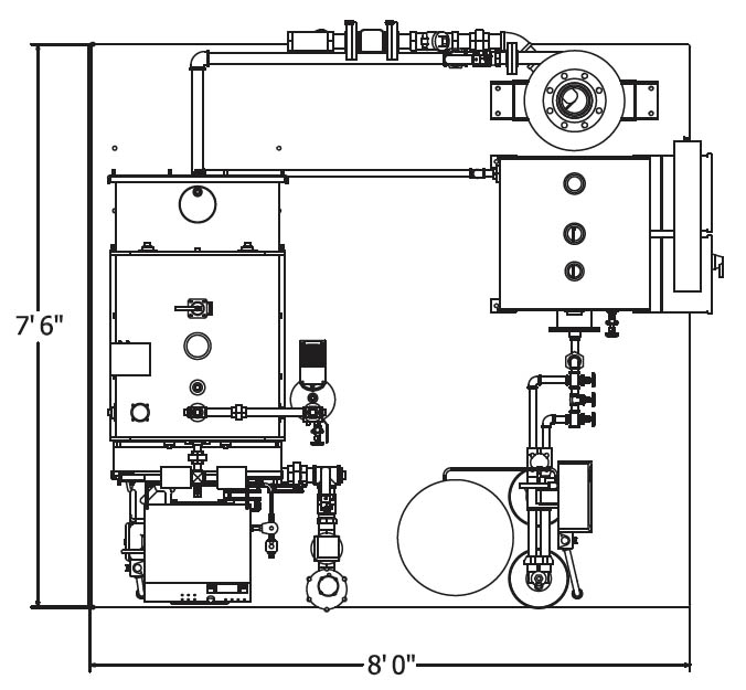 Low Pressure Steam System