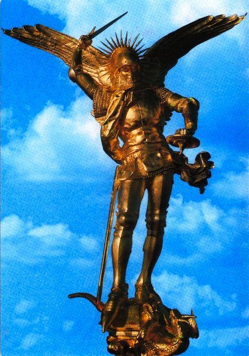 Résultats de recherche d'images pour «st michel archange»