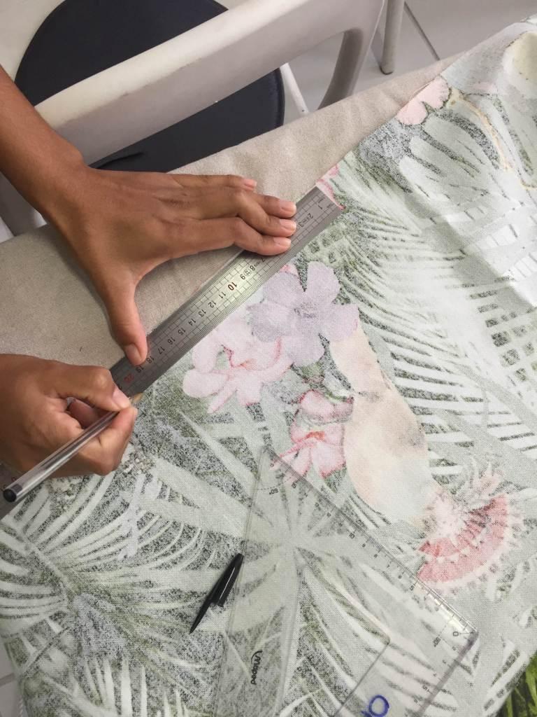 découpage atelier couture