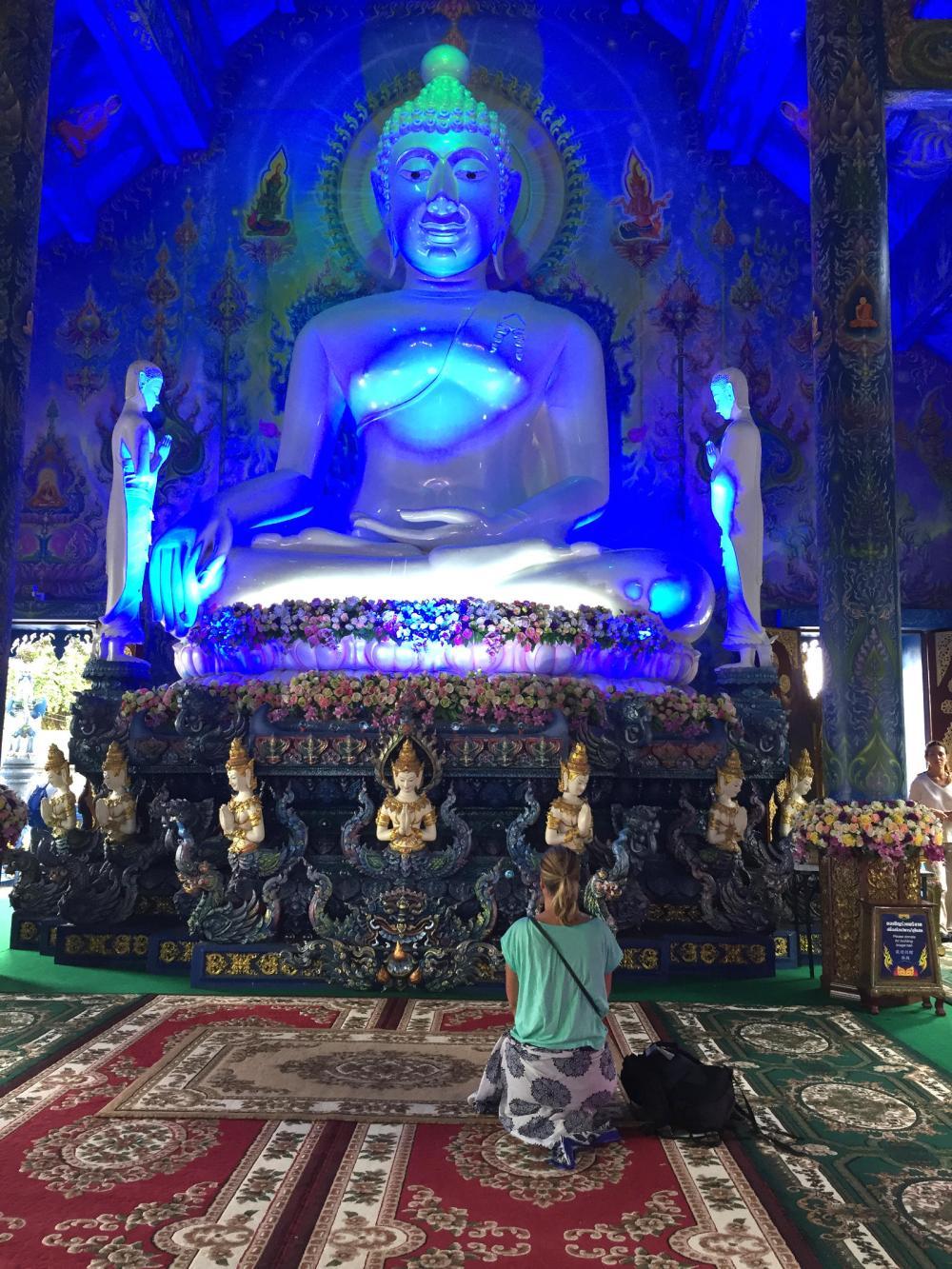 le temple bleu par les bons plans de stef
