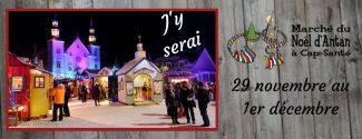 Marché de Noël d'Antan à Cap-Santé 19e édition