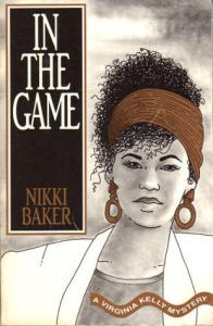 in the game nikki baker cover
