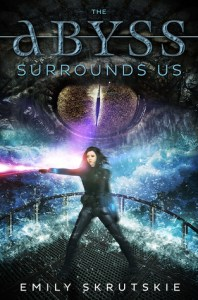 The Abyss Surrounds Us by Emily Skrutskie cover