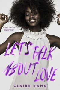 Let's Talk About Love by Claire Kann cover