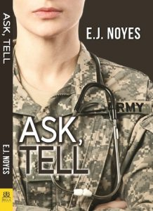 Ask, Tell by E.J. Noyes cover
