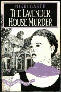 The Lavender House Murder by Nikki Baker cover