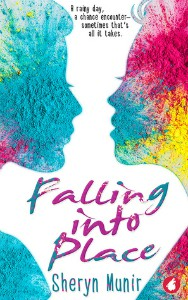 Falling into Place by Sheryn Munir cover