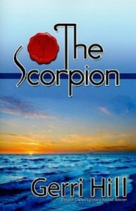 The Scorpion by Gerri Hill cover