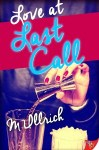Love at Last Call by M Ullrich cover