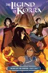 The Legend of Korra: Ruins of the Empire Part One cover