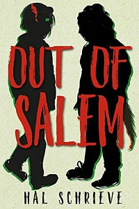 Out of Salem by Hal Schrieve cover