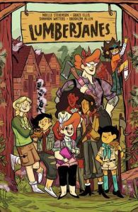 On a Roll (Lumberjanes Volume 9)