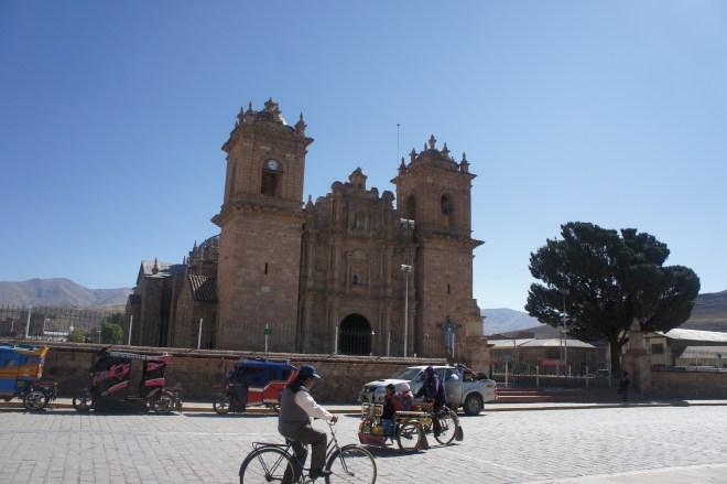 Eglise d'Ayaviri