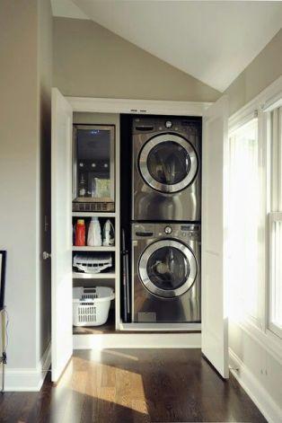 buanderie-lave-linge-dans-placard