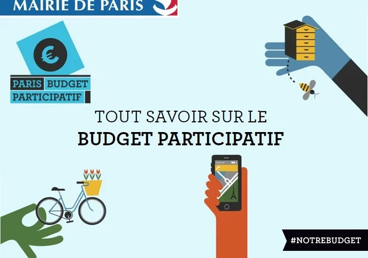 Tout savoir sur le budget participatif // C Ville de Paris
