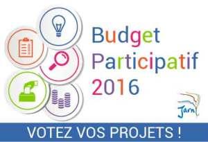 Budget participatif | Jarny | logo| C Ville de Jarny