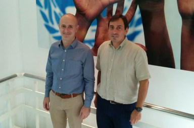 UNICEF Argentine Sebastian Waisgrais Javier Crucio