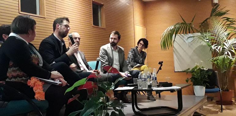 Présentation du budget participatif à Mérignac