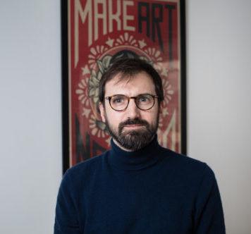 Antoine Bézard, expert Budgets participatifs, conseille les collectivités