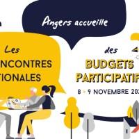 Le programme de l'événement, à Angers les 8 et 9 novembre !