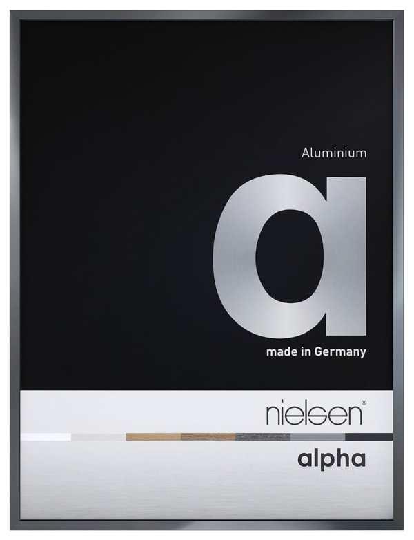 Cadre Standard Nielsen Alpha Gris ardoise