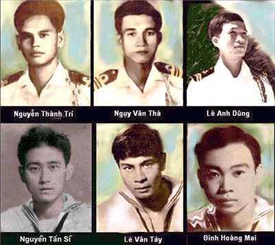 Tử sĩ Việt Nam 1974