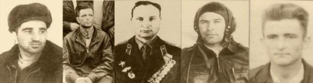 les as russes de la guerre de Corée