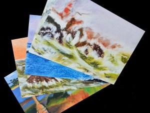 Cartes postales de Bréhat