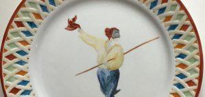 Créations sur porcelaine