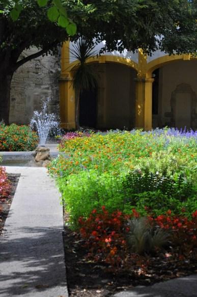 Jardin de l'espace Van Gogh d'Arles