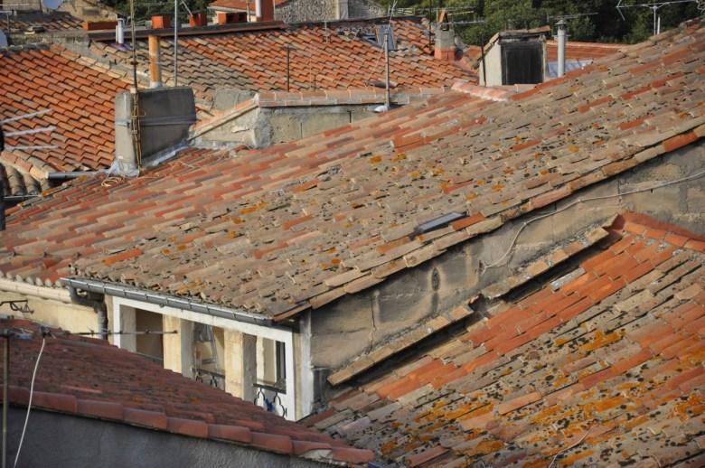 Les toits d'Arles