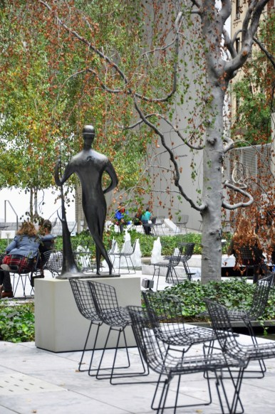 Jardin du MOMA
