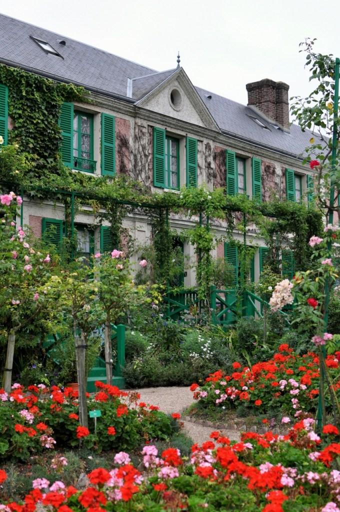 Ma maison de Claude Monet de Giverny