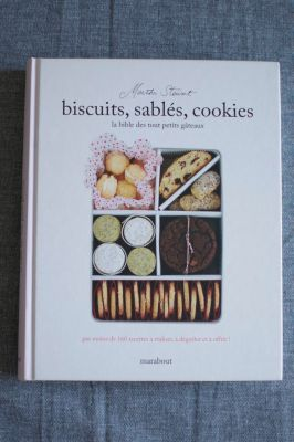 Biscuits, sablés, cookies