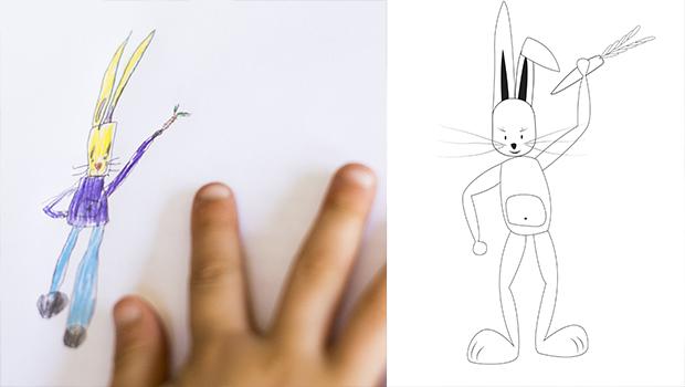 comment dessiner une fourmi les carnets de céleste