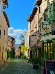 Cordes-sur-Ciel, France - 2014
