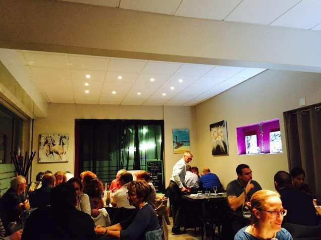 blogueuse lyonnaise restaurant Émulsion Chassieu