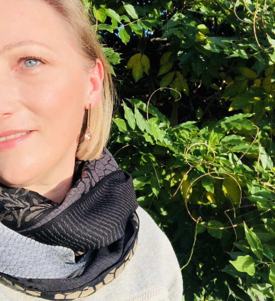 blogueuse influenceuse lyonnaise La Fabrique d'Echarpe Les Carnets d'une Quadra
