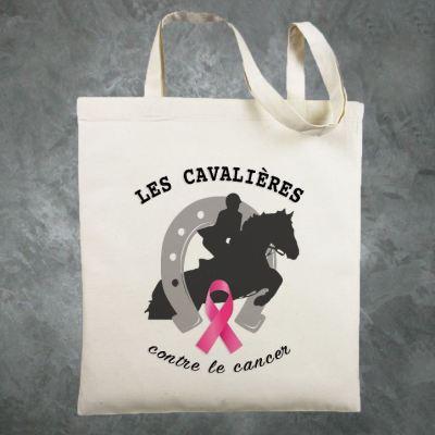 Association Les cavalières contre le cancer.