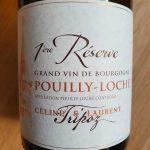 1ère Réserve de Céline & Laurent Tripoz – Pouilly-Loché 2018