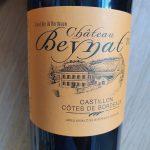 Château Beynat – Castillon Côtes de Bordeaux 2017