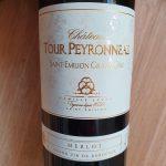 Château Tour Peyronneau 100% Merlot – Saint-Emilion Grand Cru 2016