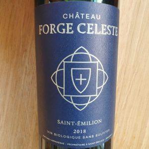 Château Forge Céleste – Saint-Emilion 2018